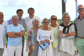 Entrega de trofeos del torneo benéfico Rotary Llevant en el Vall d'Or Golf