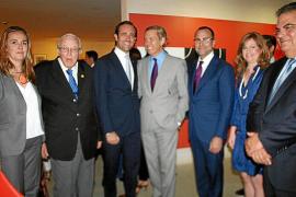 Inauguración de la muestra Albers/Miró