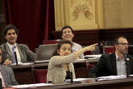 El Parlament afirma por unanimidad que las prospecciones ponen en peligro el turismo