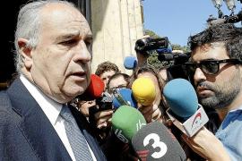 Blasco deberá depositar una fianza de 200.000 euros para eludir la prisión