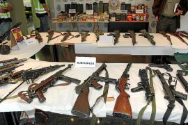 La Policía Nacional vuelve a detener a Pujadas y se incauta de otro arsenal