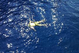 Encontrado un cadáver flotando en el mar, cerca de sa Calobra