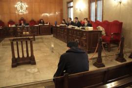 12 años de prisión para el hombre que mató a su expareja en Palma en 2013