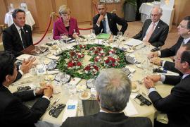 El G-7 exige a Rusia que retire sus tropas de la frontera con Ucrania