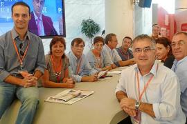 El PSIB defiende el voto en conciencia en el pleno que permitirá reinar a Felipe VI