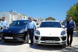 Jornada de pruebas Macan con Centro Porsche Baleares