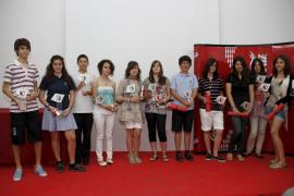 Entregados los premios Coca Cola de jóvenes escritores