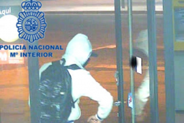 Tres detenidos por dos violentos atracos en salones recreativos de Palma