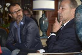 """Rivero dice que """"es de sentido común"""" oponerse a las prospecciones"""