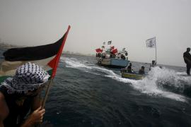 El 'Rachel Corrie' tiene intención de llegar hoy a la Franja de Gaza