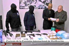 Un documento de ETA hallado en Francia dice que no se va a disolver