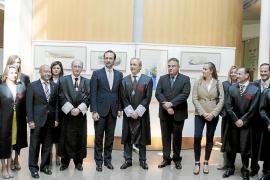 Bauzá trasladará al ministro Gallardón las quejas de los letrados por sus reformas