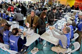 La consulta soberanista de Catalunya alcanza hoy a 166 municipios