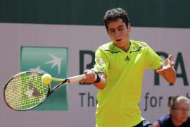 Munar cae en la final júnior de Roland Garros