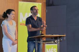 Los ciudadanos podrán elegir toda la lista electoral de MES per Mallorca