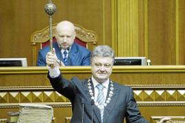 Poroshenko apuesta por la UE y rechaza hablar con los secesionistas