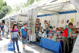La Fira del Llibre clausura hoy en Palma una edición con una «ligera mejora» en ventas
