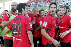 El Mallorca cruza la meta de la permanencia