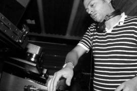 Rainer Trüby, un DJ vanguardista en Garito Café
