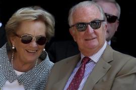 ALBERTO II Y PAOLA DE BÉLGICA VISITAN EUPEN