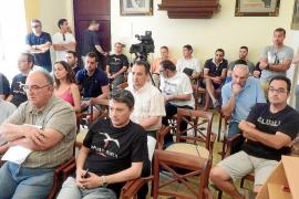 La policía de Manacor expresa su malestar en el pleno y exige mejoras salariales
