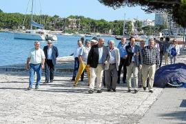 El Govern anuncia mejoras en la zona costera de Felanitx tras la temporada turística