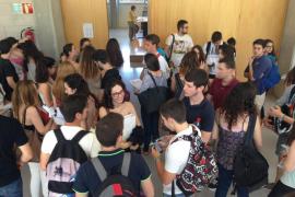 Un total de 3.871 estudiantes de Balears se enfrentan a la selectividad desde hoy