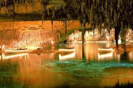 Las cuevas del Drac, fuera de las 7 Maravillas Naturales de España