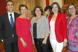 Cava de Llano recibe la Medalla de Honor del Parlament
