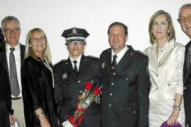 Celebración del Día de la Policía Local de Palma