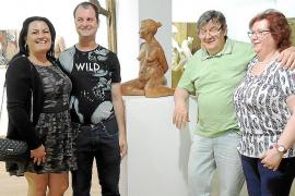 Exposición de Incart 2014 en galeria Nuu
