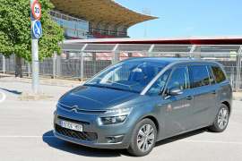 Citroën Grand C4 Picasso, un familiar muy tecnológico