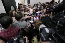 RUBALCABA PRESIDE LA REUNIÓN DEL GRUPO PARLAMENTARIO SOCIALISTA