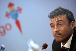 Luis Enrique recibe el alta tras ser operado de una apendicitis aguda
