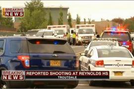 Un nuevo tiroteo en un instituto de EEUU deja al menos dos muertos