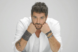 Antonio Orozco «da una vuelta de tuerca» a sus temas, que tocará en Palma