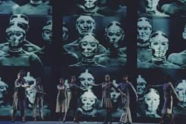 'Alaire', un espectáculo de Rafael Amargo, en el Auditori de Manacor