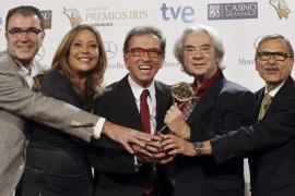 PREMIOS IRIS DE LA ACADEMIA DE LA TELEVISIÓN