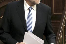 Rajoy ve en la Monarquía la garantía de estabilidad y convivencia en paz