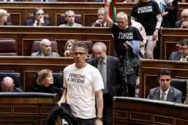 El Congreso aprueba por mayoría la ley de abdicación de Juan Carlos I