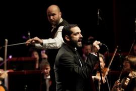 Jaime Anglada actúa en Palma para representar a Balears el Día de la Música