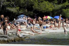 La ocupación hotelera superará el 90% en julio y agosto en Balears