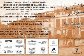 Algaida celebra su décimo 'Mes de música'