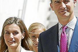 La infanta Cristina, imputada en el 'caso Nóos', no irá a la proclamación de Felipe VI