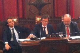 El PSIB reclama a Isern la dimisión de Navarro y Gijón por el caso de la Policía Local