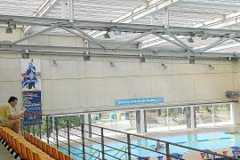 La piscina de Crist Rei cerrará del 30 de junio al 15 de septiembre