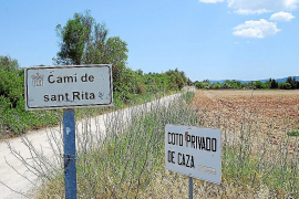 El Consistorio impulsa un plan de mejora para veinte caminos rurales de Algaida
