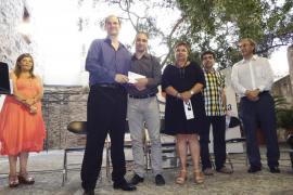 Joan Josep Cerdà gana el premio de narrativa juvenil Guillem Cifre de Colonya