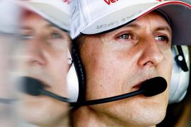 Michael Schumacher sale del coma y cambia de hospital