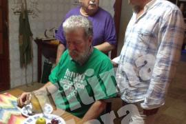 Jaume Sastre abandona la huelga de hambre